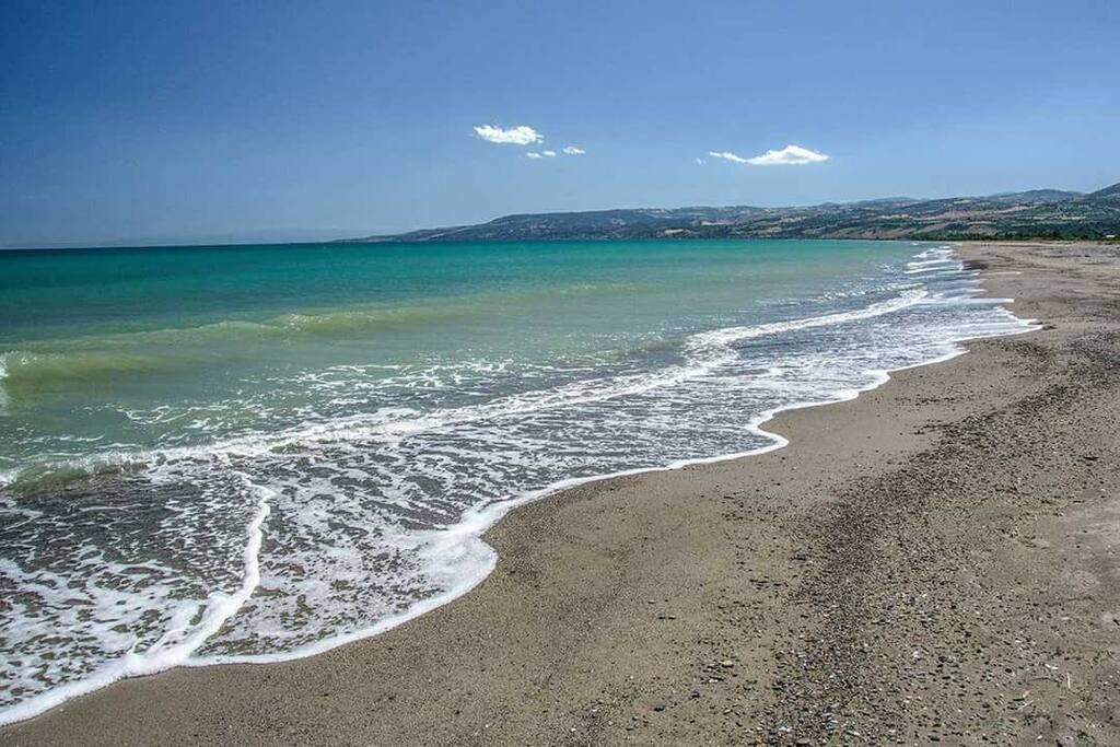 le spiagge di Rocca Imperiale ....la sabbia dorata di San Nicola