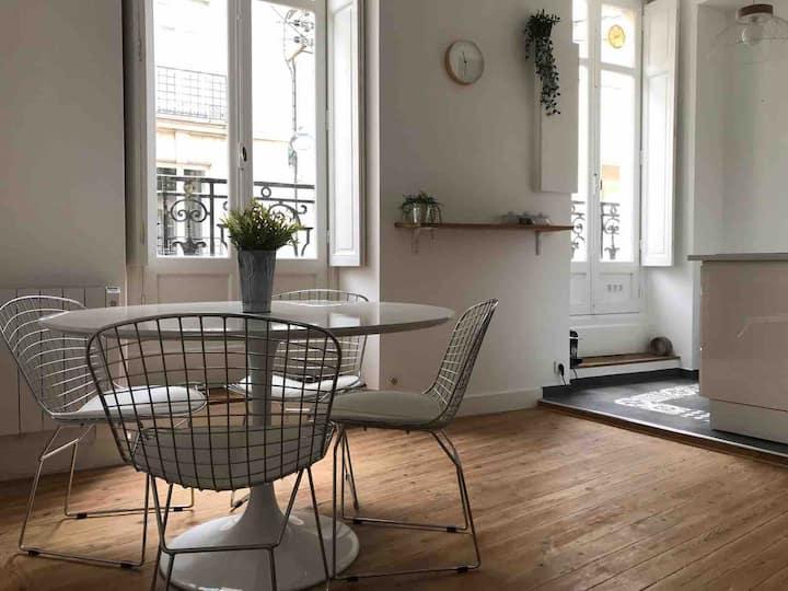 Appartement cosy à Bastille