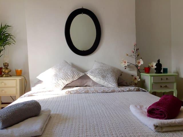 Habitación grande /Room céntrica. - San Sebastián  - Apartment