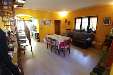 Double room Wi-Fi free near ivrea city
