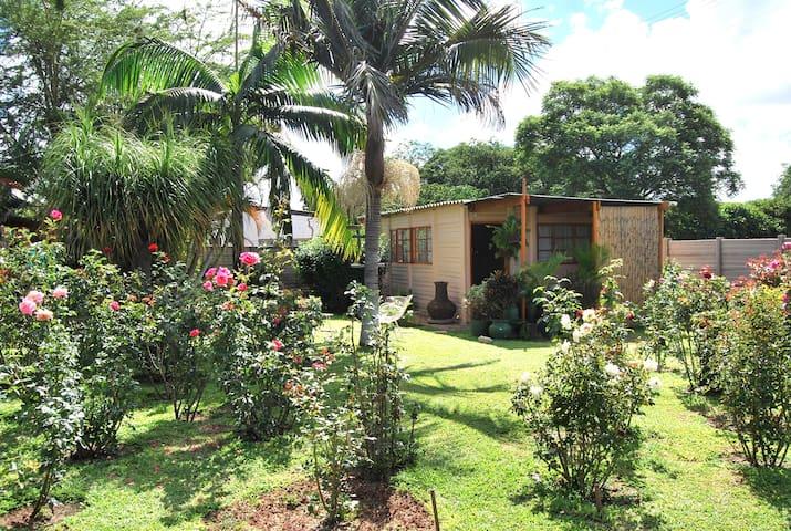 Ursula's Rose Garden Cottage - Bulawayo - Dağ Evi