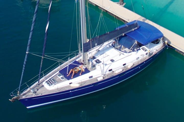 Sailing Yacht Simpson Bay - Simpson Bay