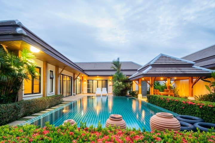Empylean Modern  Thai villa 95/97