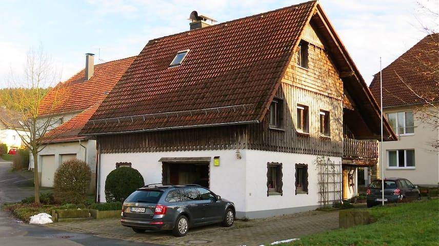 Haus Eggetal
