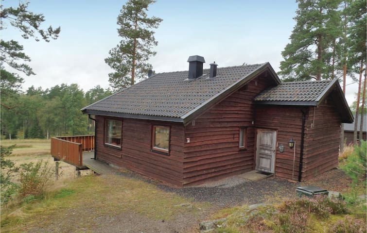 Holiday cottage with 3 bedrooms on 90 m² in Hærland