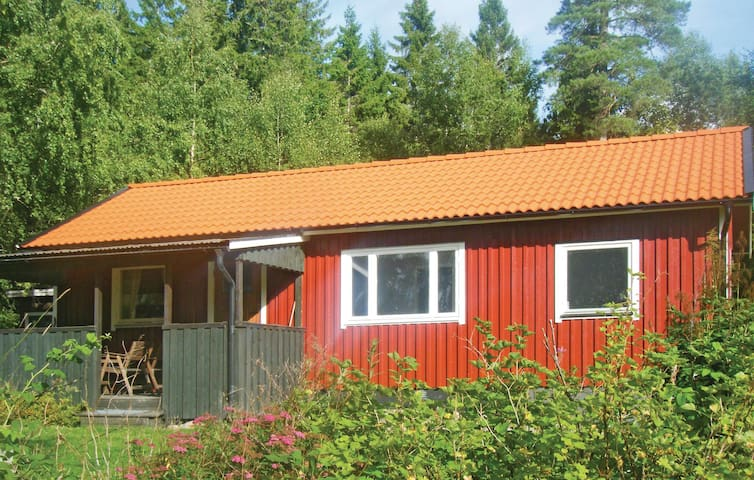 Holiday cottage with 2 bedrooms on 51m² in Frändefors