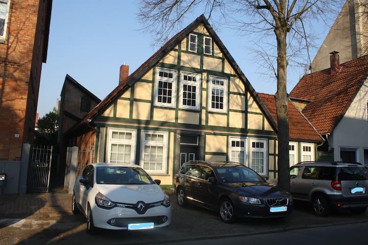 Fachwerkhaus erleben in zentraler Lage von Celle