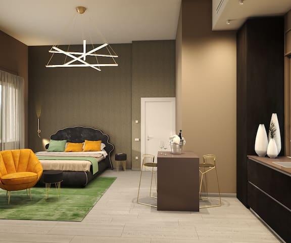 ESTH Suite Apartment del Don 8 - Apt. Secret 101