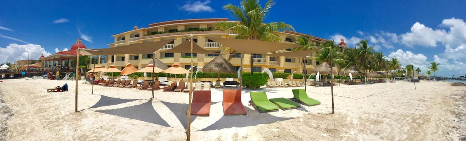 Caribbean Apartment