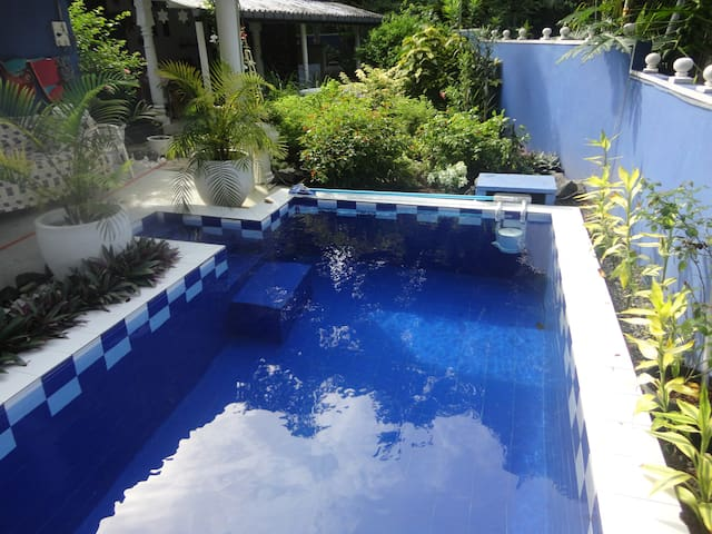 Abha Villa with Private Pool - Galle - Bed & Breakfast
