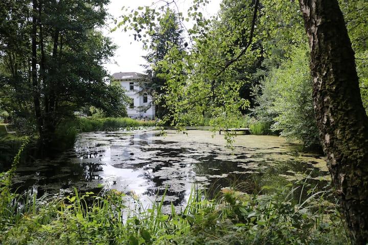 Villa Elisenruh - Zimmer Waldblick