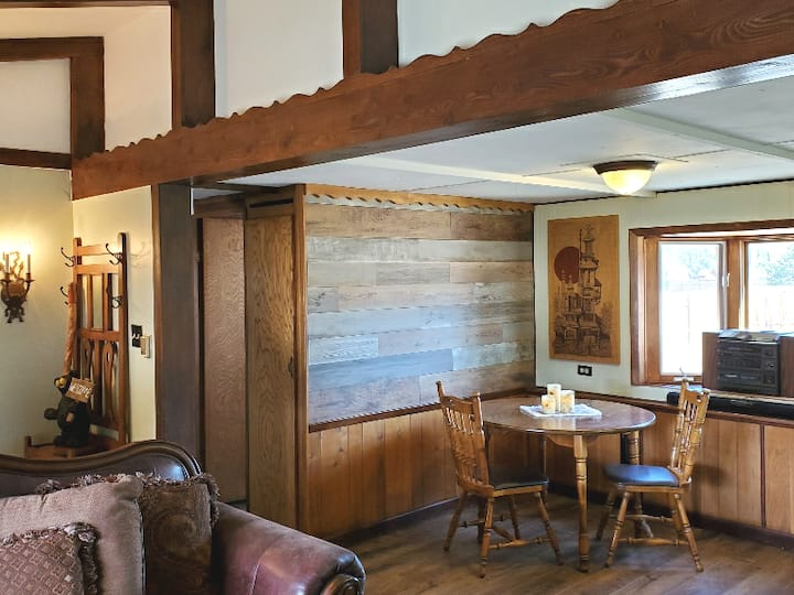 Comfy, Private & Centrally located.