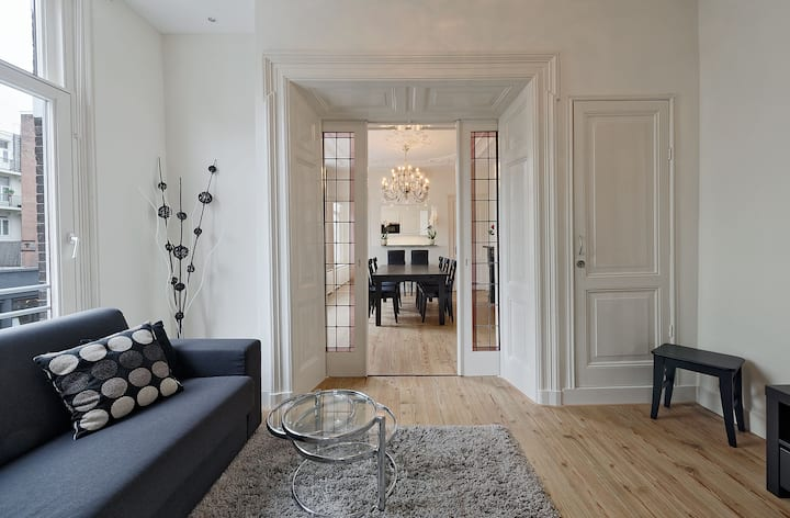 Beautiful & clean apartment near the Museumsquare