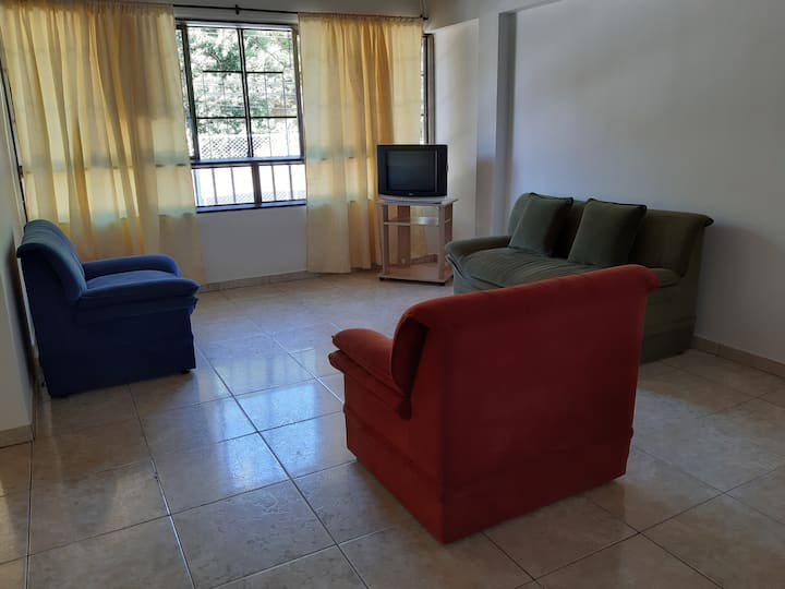 Apartamento amoblado San Gil