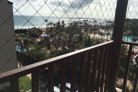 Espetacular apto no Acqua Beach Park Resort - CE - Aquiraz - Lakás