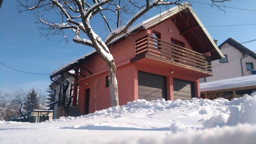 Sweet house  Pale Jahorina Sarajevo