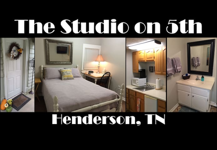 Studio on 5th - Henderson - Apartmen