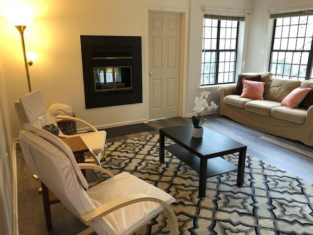 Entire condo available—2 bedrooms