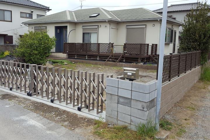 木更津ハウス Kisarazu house