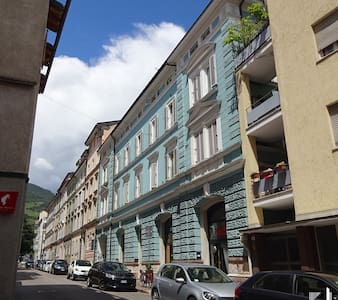 Central apartment in the heart of Bolzano old town