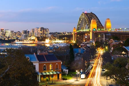Your heritage home in The Rocks, Harbour Bridge