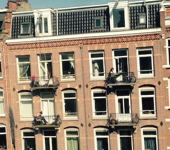 Beautiful apartment near city centre - Amsterdam