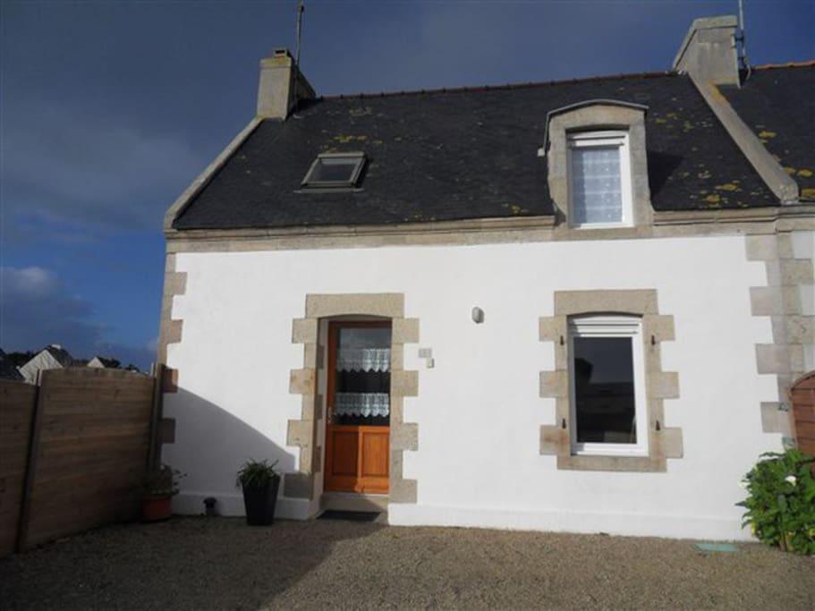 Maison de p cheur proche de la mer houses for rent in - Maison de pecheur bretagne ...