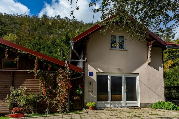 House for 10 persons with pool in Lič R58745