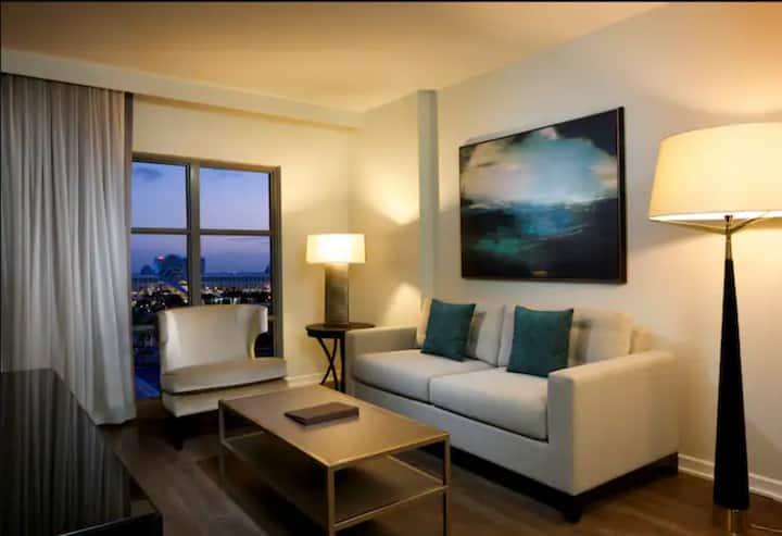 One Bedroom at Las Palmeras (Orlando)