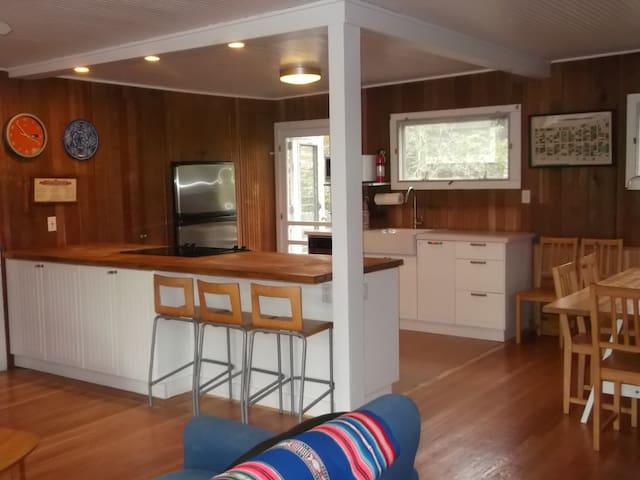 Loft-Style open Kitchen