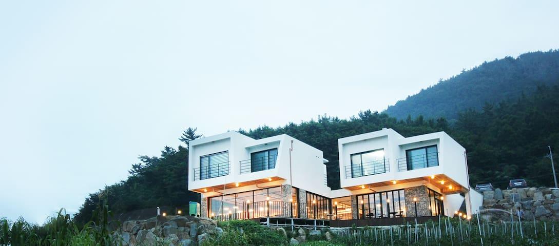 힐어스펜션 - Changseon-myeon, Namhae - Pension (Kore)