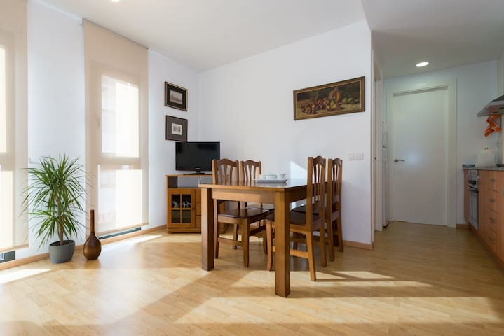 Vipimmoble 1 - Guardiola de Berga - Apartament