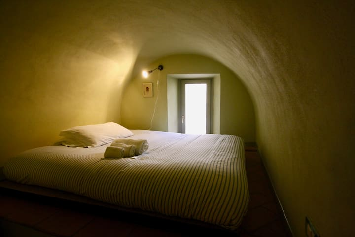 Cozy Loft Apartment Città Alta