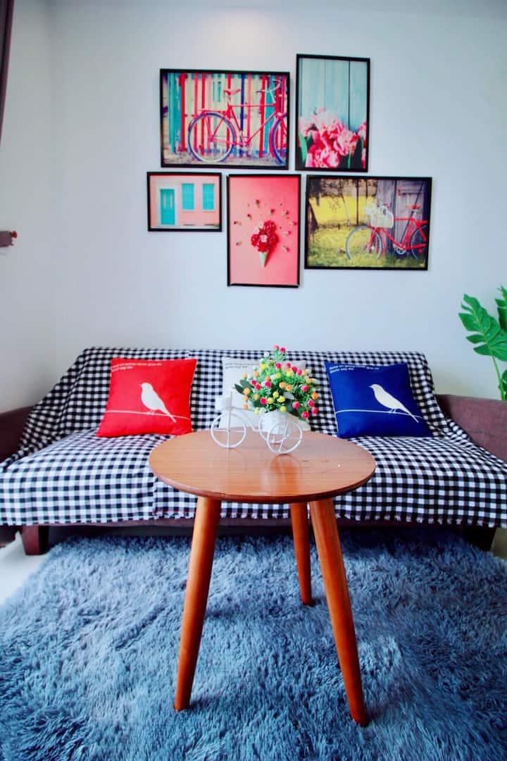 Phòng đẹp cho thuê giá hợp li