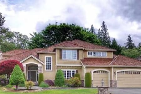 Comfortable House near Lake Sammamish