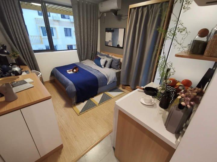 公寓房 拎包入住 设备齐全 交通方便