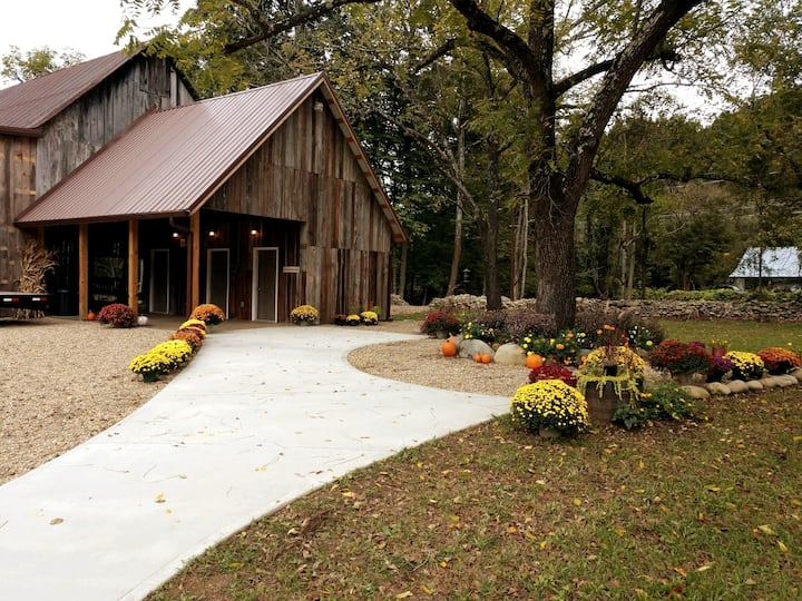 The BarnLoft at Foothills Farm Cosby/Gatlinburg
