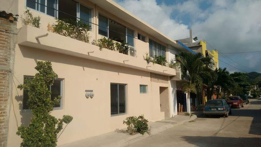 Apartment La Ancla (The Anchor) - La Manzanilla - Huoneisto