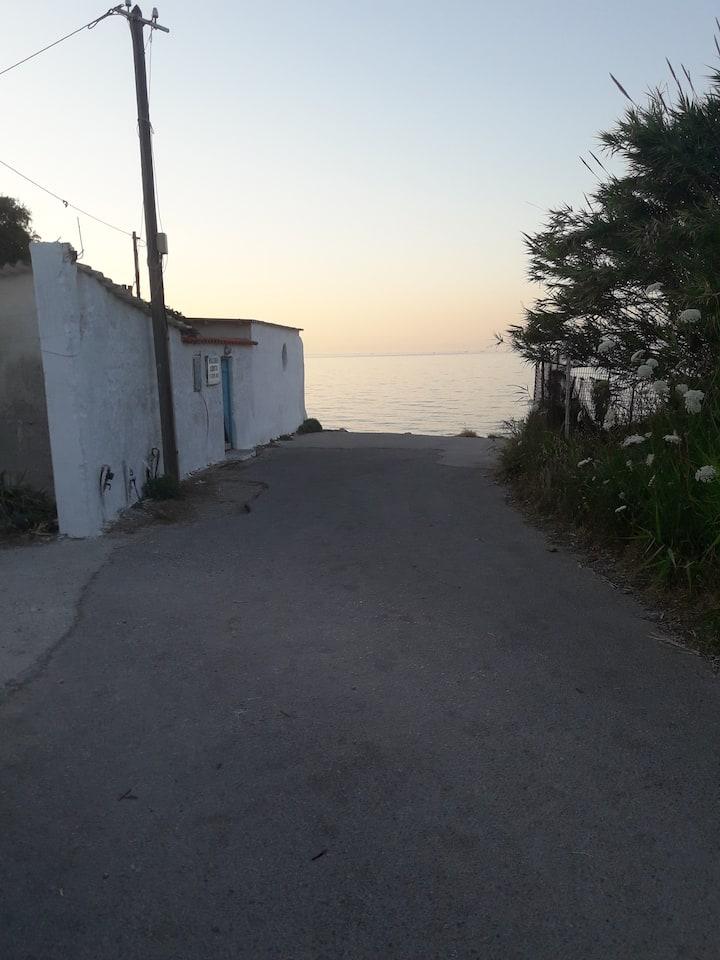 Δωμάτια στη θαλασσα