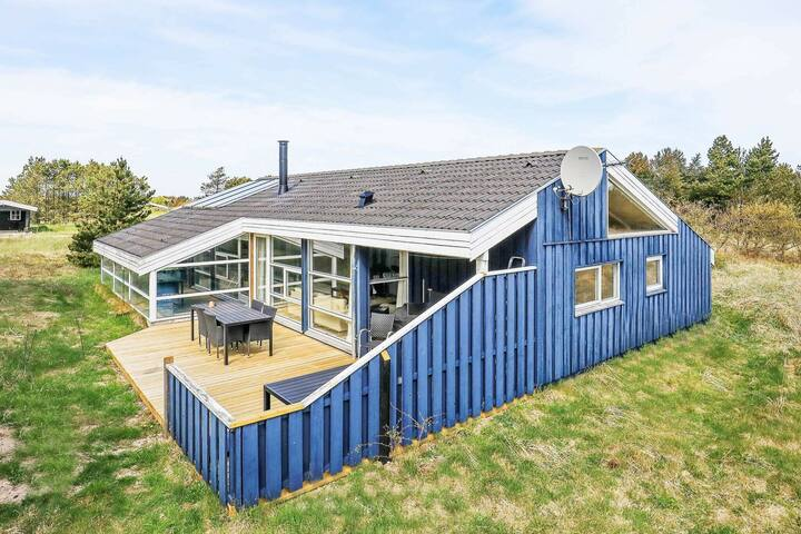 Wonderful Holiday Home in Bindslev with Whirlpool