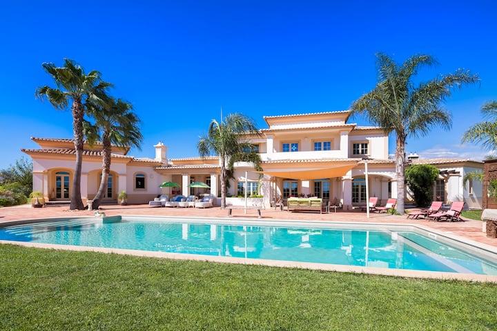 "Luxurius Manor house ""Quinta Paraiso ""  sea view 2"