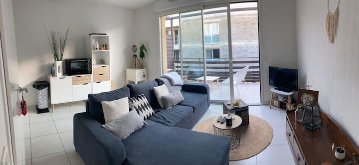 Appartement 40m2 Montpellier
