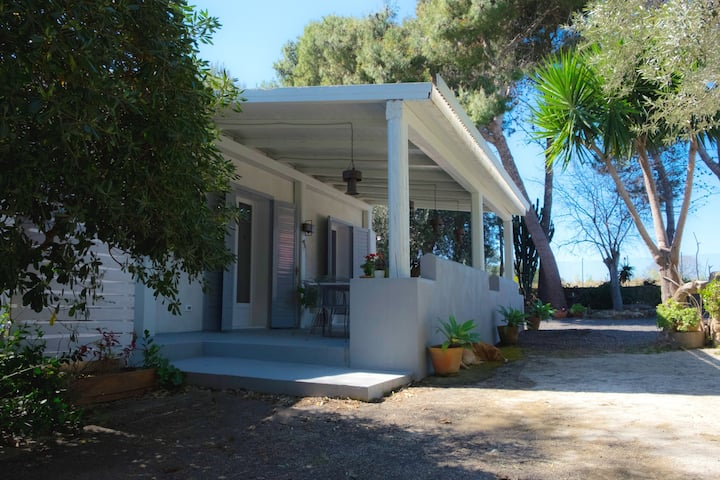 Property with 2 bedrooms in Augusta - SR, with enclosed garden and WiFi - 30 km from the beach