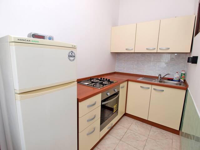 Classic two bedroom apartment in Fažana - Fazana - Apartamento