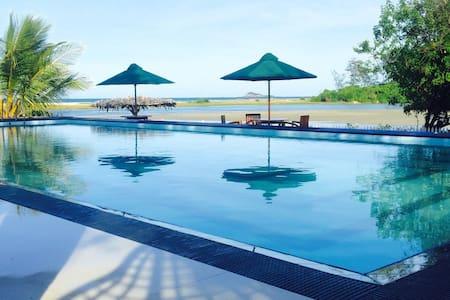 Nilaveli Baybeach hotel  Heaven in trincomalee.