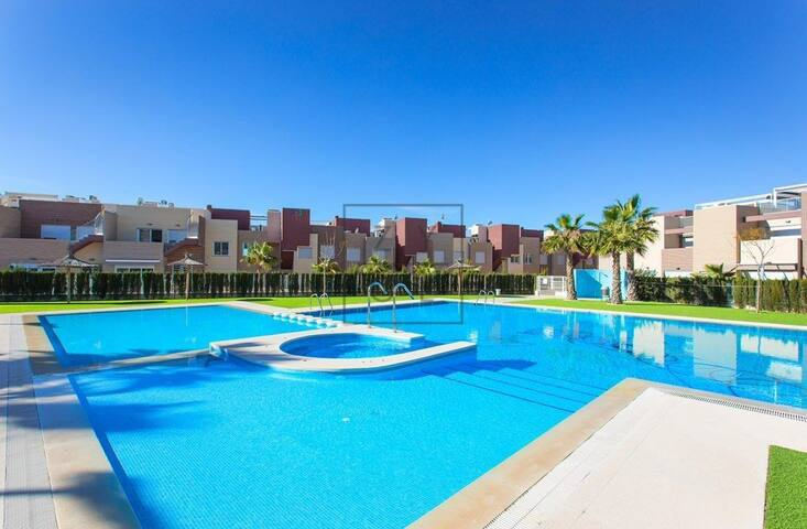 Sunny family dream house Costa Blanca 3 bedrooms