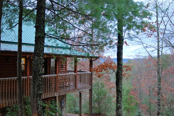 Relax on the Peaceful Side of the Smokies