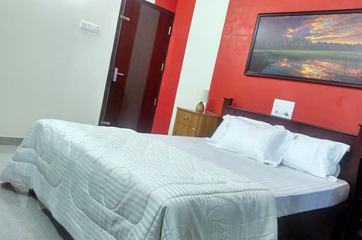 Symphony AC Room in a cosy Homestay