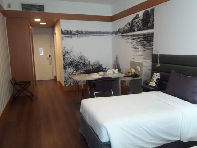 Suite no Wyndham Garden Nortel