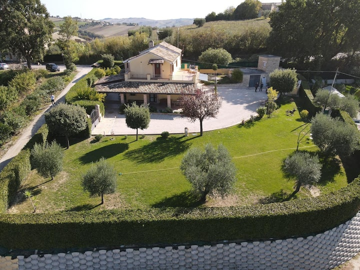 [FERMO-LUXURY VILLA ★★★★★] 800 sqm Private Garden